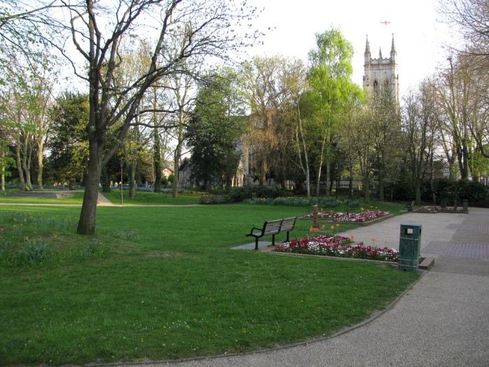 Beckenham Green